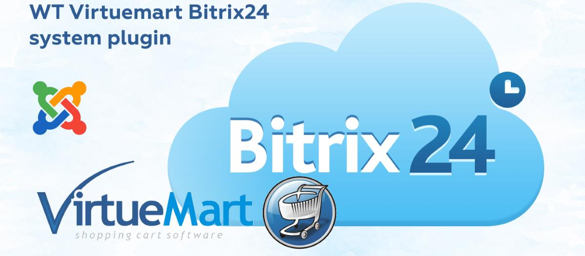 WT Virtuemart Bitrix24